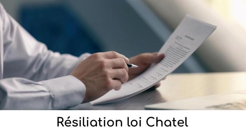 Resiliation Loi Chatel Mobile